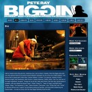 Pete Ray Biggin Official Website - Bio