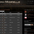 Tony Momrelle Official Website - Events