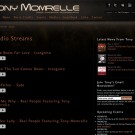 Tony Momrelle Official Website - Audio
