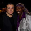 Deon Estus with Rob Juarez of When In Rome UK