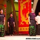 Fremont Street Experience Chinese New Year Opening Ceremonies